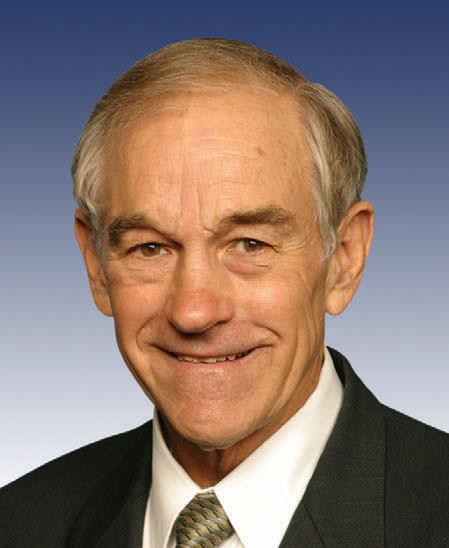 Il rappresentante della destra americana Ron Paul