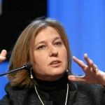 Tzipi Livni, elezioni israele