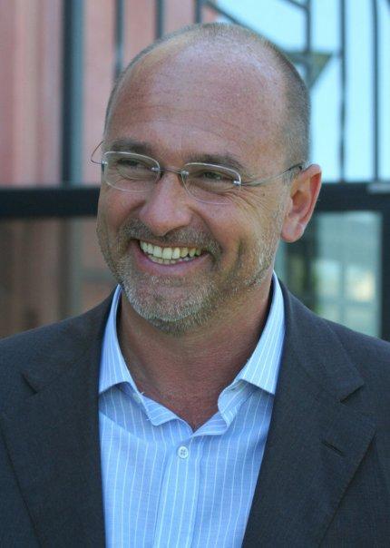Ugo Cappellacci, candidato alle elezioni regionali in Sardegna