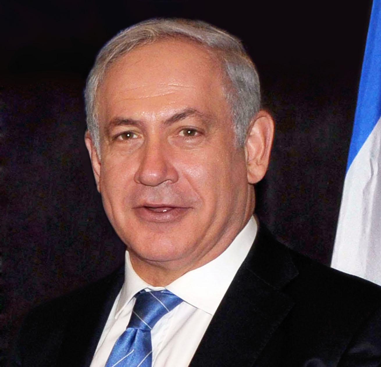 Primo ministro di israele Netanyahu