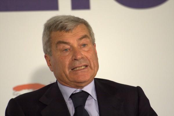 L'imprenditore Carlo Sangalli