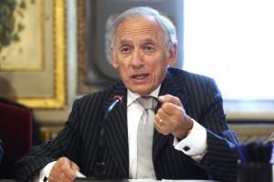 Il banchiere Corrado Faissola