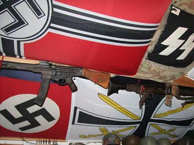 armamentario neonazista