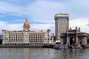 Un albergo Taj in India