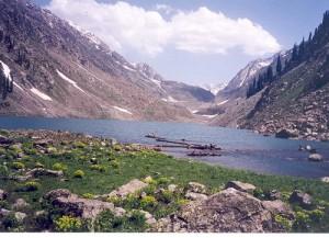 La valle dello Swat nel Pakistan