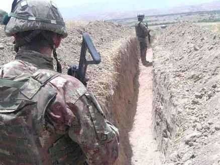 scontro un morto afghano