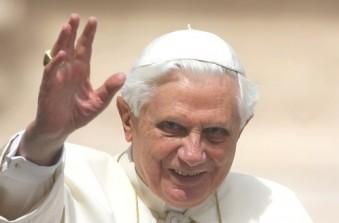 papa benedetto forse in visita in iraq