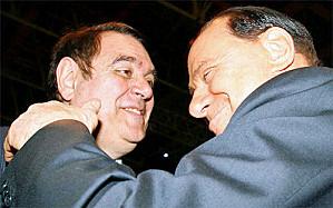 Clemente Mastella e Silvio Berlusconi, Da Nord a Sud, i mille volti (e voti) dei mister preferenze