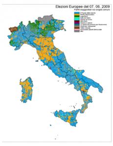europee 2009 Classifica di Precisione degli Istituti di Sondaggio - Elezioni Europee 2009