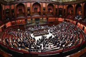 Analisi del discorso di Berlusconi alla Camera