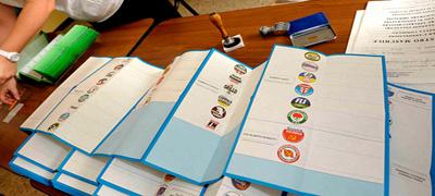 Elezioni amministrative, operazioni di voto a Torino