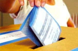 I comuni al voto