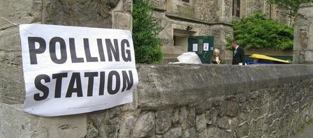 polling station cambridge