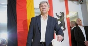 il politico tedesco Klaus Wowereit
