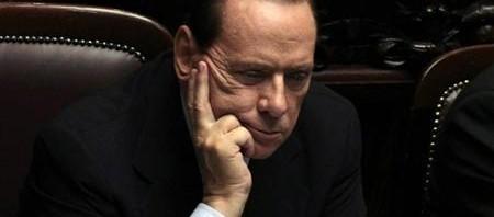 Il presidente del Consiglio Silvio Berlusconi