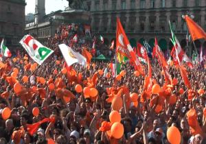 """""""popolo arancione"""""""