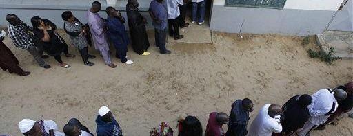 ballottaggio in senegal
