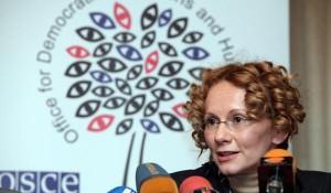 Radmila Šekerinska, già leader socialdemocratico della Macedonia, a capo della missione OSCE/ODIHR in Armenia