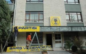 partito democratico curdo
