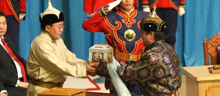 Lo scambio di consegne presidenziali del 2009