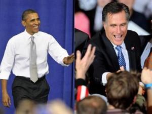 obama vs romney