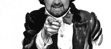 Beppe Grillo leader