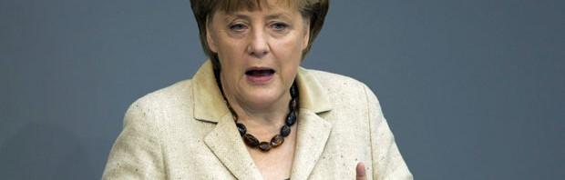 Merkel fiscal compact