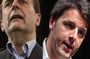 Bersani e Renzi marginalità