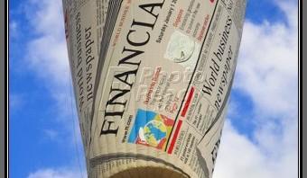 Financial Times Hotair Balloon