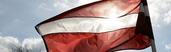 bandiera lettonia
