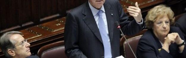 Mario Monti alla Camera