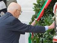 Il Presidente Napolitano il 2 giugno