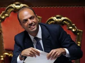 Alfano, ex ministro della giustizia