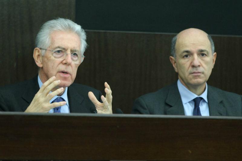 Il documento segreto scritto da Corrado Passera per Napolitano