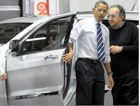 Marchionne traccia l'agenda Fiat