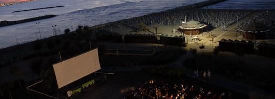 cinema spiaggia