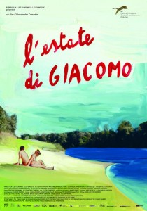 poster del film L'estate di Giacomo