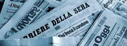 Renzi domina le prime pagine
