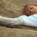 Miranda addormentata nel film di Peter Weir