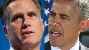 obama e romney