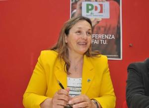 laura puppato candidata alle primarie del pd