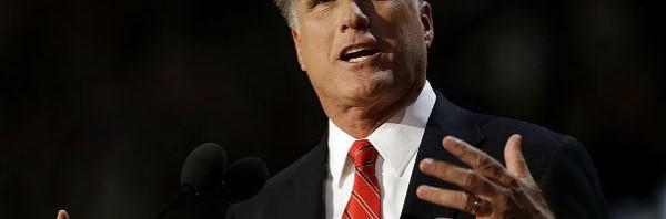 Romney speech