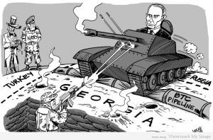 guerra tra russia e georgia