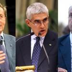 Fini, Alfano e Casini