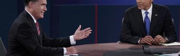 Obama Romney florida debate