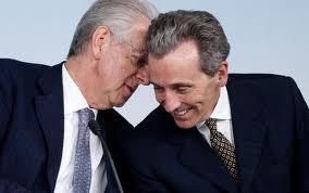 Mario Monti, Italia