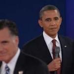 Obama e Romney, United State