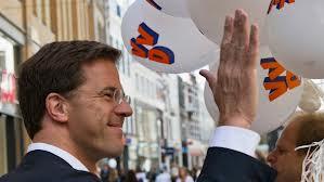 crisi Grecia, foto del premier olandese Rutte