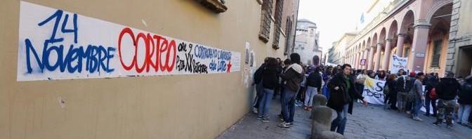 sciopero 14 novembre
