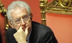 Mario Monti economia